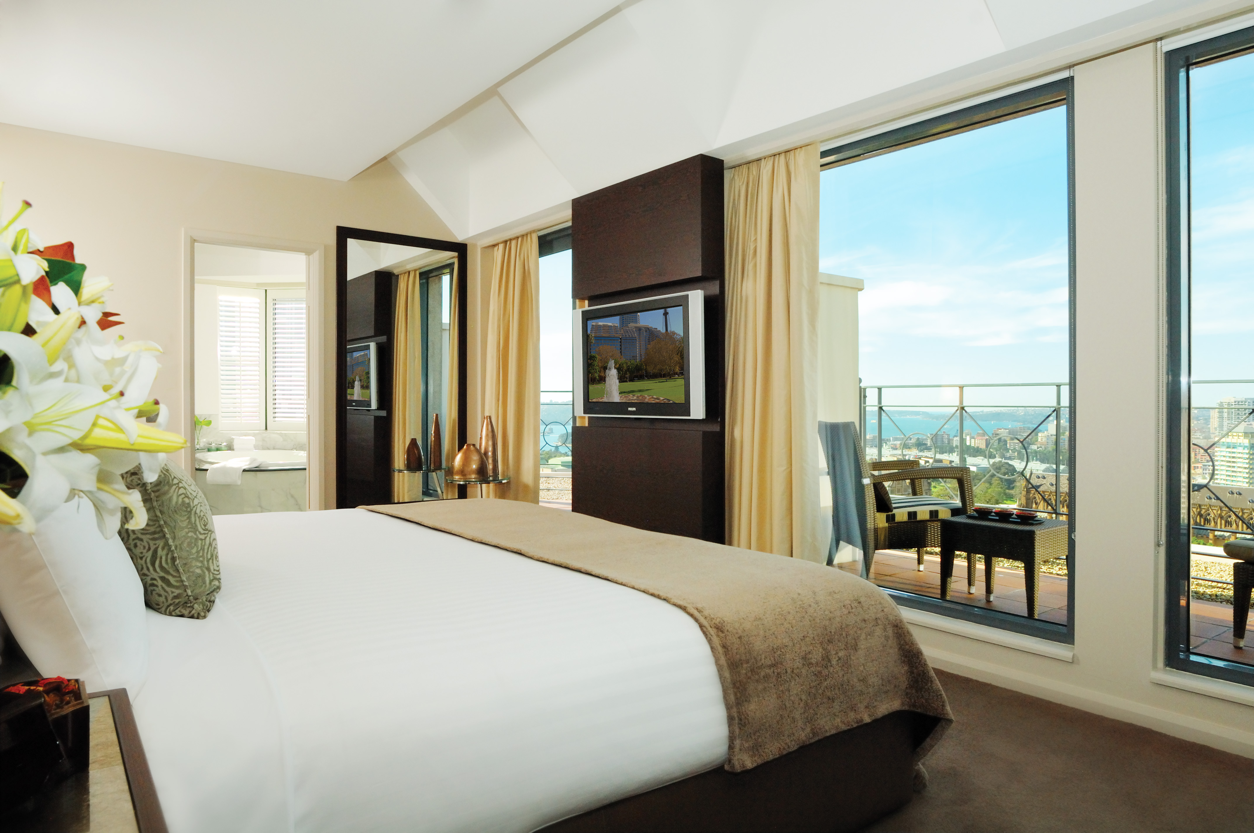 The Best Luxury Penthouse And Chairman S Suites In Australia
