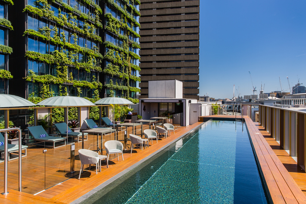 Sydney S Best Hotel Rooftop Pools For Soaking Up Summer