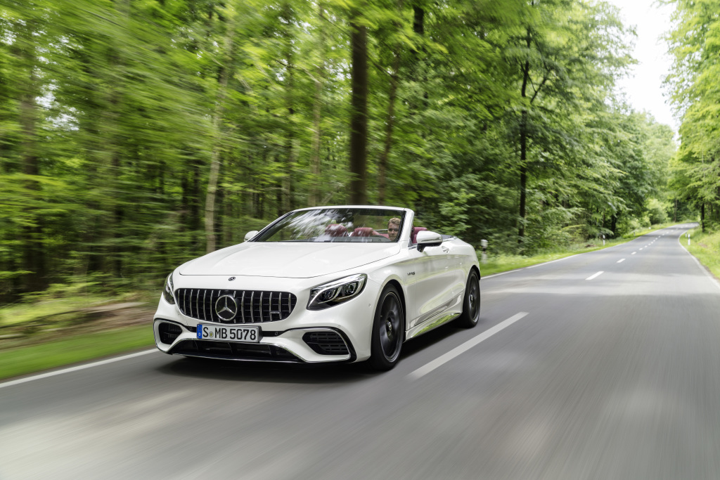 S65 Cabriolet: Review Of Mercedes-AMG Luxury Convertible