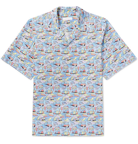 0cf3dfabfe How To Wear A Printed Shirt As A Grown Man