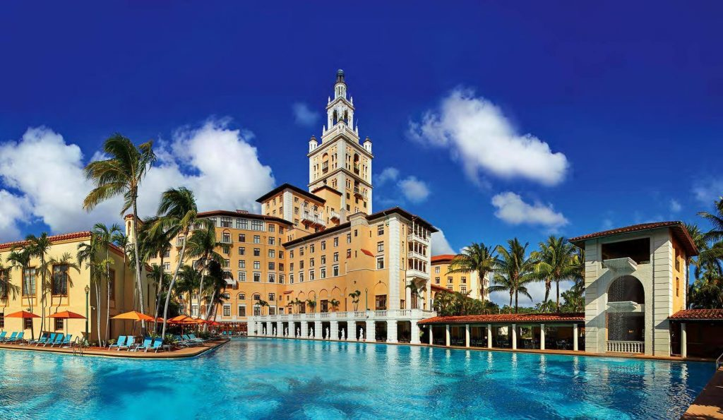 Biltmore-Hotel Miami hotel pools