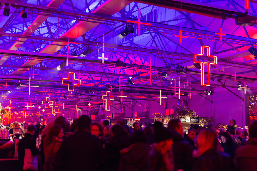 Dark mofo food and drink winter feast