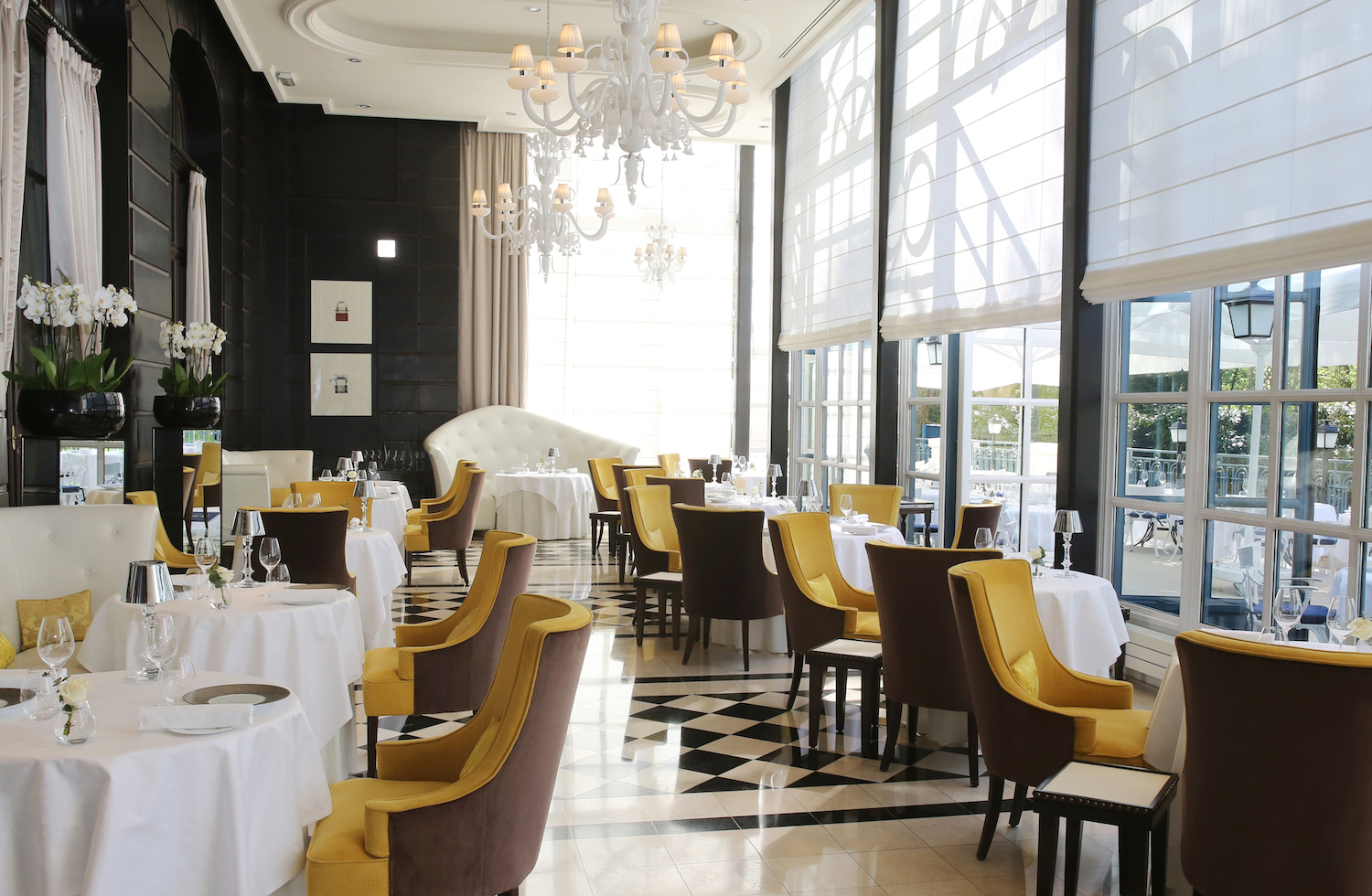 Trianon Palace Versailles Waldorf Astoria Is The Perfect